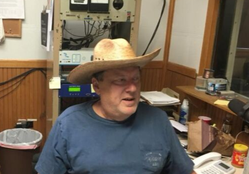 The Man, The Myth, The Legend, Desperado Don; a man of many hats but one thing is for certain there's no other DJ in the North Country quite like every body's Uncle Don. Check him out Weekdays from 10am-1pm on the Cruise-In or Saturday's for The Classic Country Show!
